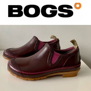 Bogs Shoes Rue Insulated Rain Shoes Boots Size 8